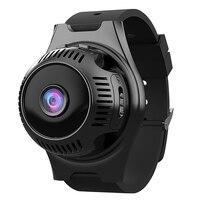 ABHU 4K HD WiFi Mini Camera Smart Watch 1080P IR Night Vision Video Recorder Mini Camcorder Motion Detection Micro Cam Smart Bra
