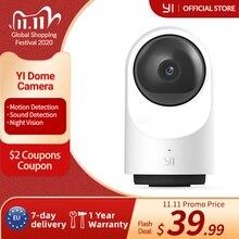 YI Dome Kamera X 1080P HD IP Kameras Sicherheit Indoor Kamera mit Wi Fi, zeitraffer Menschliches & Pet AI, Stimme Assistent Kompatibilität