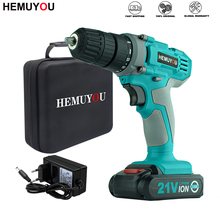 Drill-Bits-Accessories Electric-Screwdriver Power-Tools Lithium-Battery Multifunction