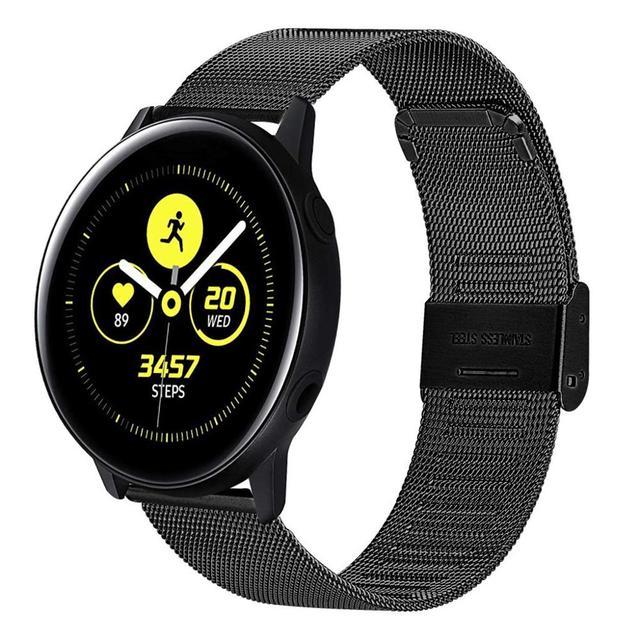 Фото ремешок из нержавеющей стали для samsung galaxy watch 42 мм/watch цена