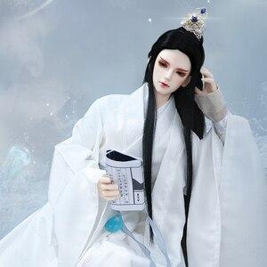 Image 5 - Nieuwe collectie 1/3 Miaojun BJD SD Pop 73cm Gratis Eye Ballen Fashion Shop Speelgoed voor Meisje Gift luodoll