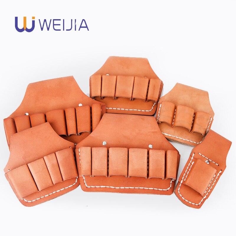 Tool Waist Pack Multiple Pocket  Electrician Tools Belt Bag Utility Kit Pocket Hardware Pouch Waist Pack Organizer Bag Holder
