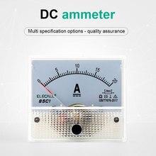 Измерительные инструменты 5A/10A/15A/20A/30A/50A/75A/100A, Аналоговый амперметр, измеритель тока, Измеритель постоянного тока, указатель
