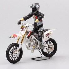 1/18 スケール honda kawasak imetal mulisha トッド · ポッター FMX ダートバイクアクションフィギュアモトクロスオートバイおもちゃモデルミニチュア
