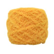 60g/ball Worsted Soft Thin Coral Fleece Yarn Plush Wool Cashmere Yarn Hand Knitting Crochet Thread DIY Shawl Scarf Yarn #0909(China)