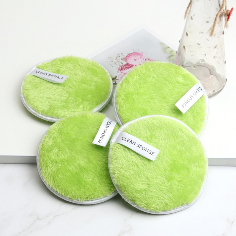 Cleansing Sponge Makeup Remover Puff Soft Comfortable Cleansing Sponge Cosmetic puff Washable Exfoliating Cleansing Puff in Cosmetic Puff from Beauty Health
