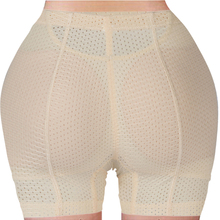 Burvogue Body Shaper Panties Women Breathable Underwear Butt Lifter Panties Enhancer Butt Pad Hip Pants Brief Control Panties
