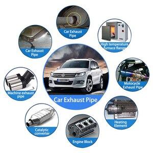 Image 5 - Car Exhaust Pipe Repair Glue Sealant High Temperature Pipe Repair Glue Sealant Leaks Plugging Air Repair Adhesive Filler