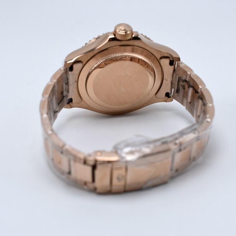 Heaa775c9d0014356935f473e8c354355k PETER LEE Nautilus | Watch Shop Near Me | brand luxury daydate 40mm mechanical automatic men watches classic ceramic bezel stainless steel gold watch