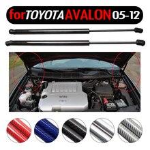 2pcs Cofano Cofano Auto Molla A Gas Ascensore Supporta Adatto per Toyota Avalon Berlina 2005 2008 2009 2010 2011 2012 25.98 pollici