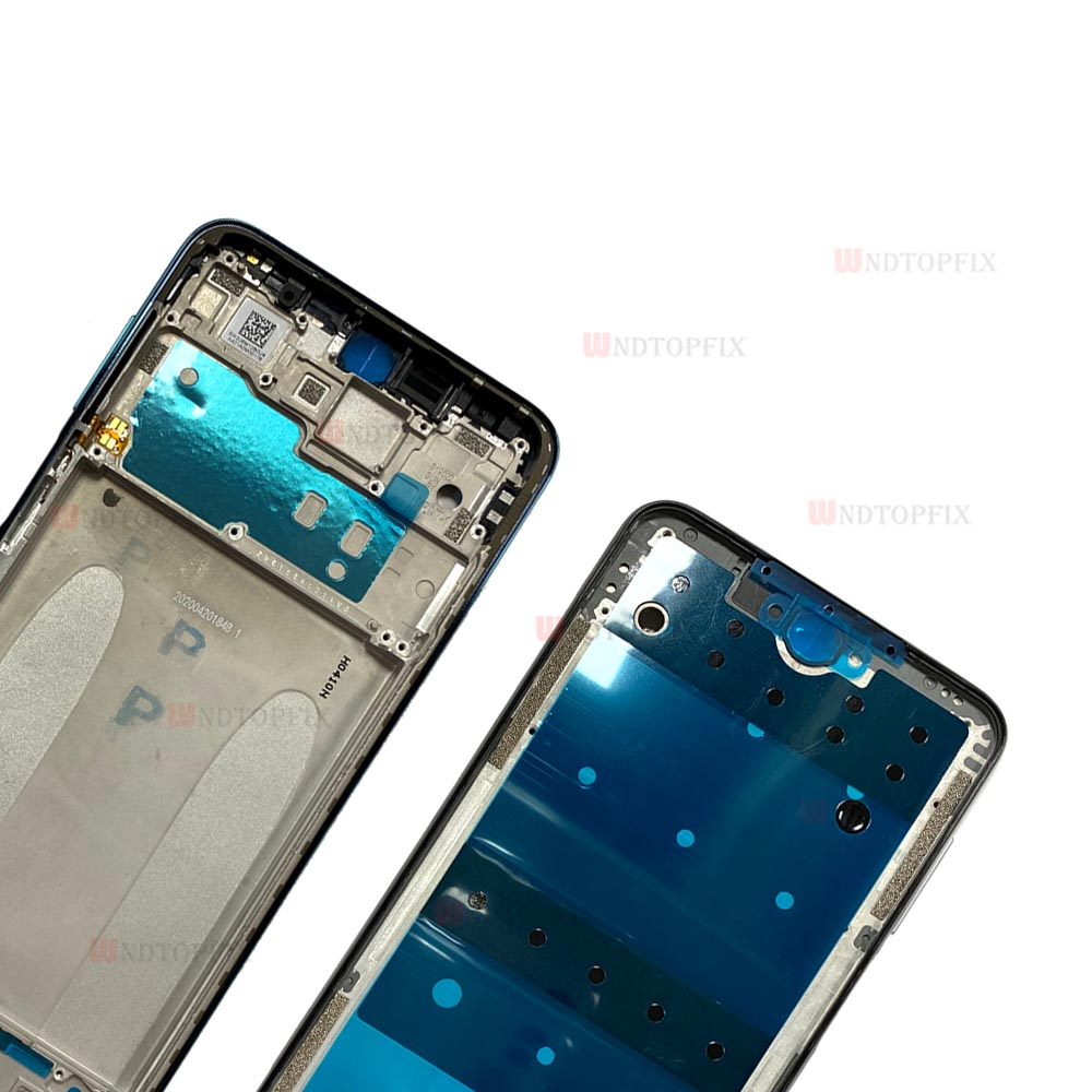 Redmi Note 9s/Redmi Note 9 Pro LCD's mid-frame plate