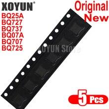 5 قطعة/الوحدة BQ25A BQ727 BQ737 BQ07A BQ707 BQ725 BQ24725A BQ24727 BQ24737 BQ24707A BQ24707 BQ24725 QFN 20 100% جديد