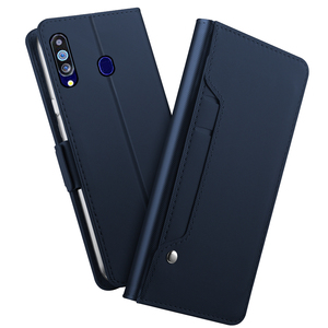 Image 3 - Için UMIDIGI A7 Pro A5 Pro kılıf lüks deri cüzdan Flip standı darbeye dayanıklı kapak için ayna ile UMIDIGI A3X durumda kart tutucu