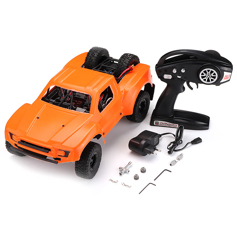 RC Car Feiyue FY08 1/12 2.4G Brushless 60km/H High Quality RC Car Dessert Truck Off-road Vehicle Models Toys For Children