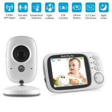 vigilabebes video baby monitor vb603 tvl pet cam feeder camera wireless home camer intercoms bebe nanny