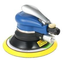 6 дюймов 10000 об/мин Двойное действие Электрический деревообрабатывающий шлифовальный станок полировщик пневматическая шлифовальная машина автомобильный инструмент для ухода за краской полировальная машина