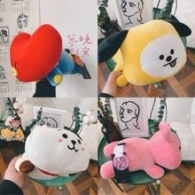 Sofa Pillow Plush-Toys Stuffed-Doll Gift Girlfriend Koala Kpop Lovely Sheep Rabbit Soft