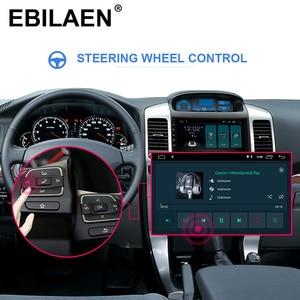 Image 3 - EBILAEN Android 9.0 Car Multimedia For Toyota Land Cruiser Prado 120 2004 2009 2Din Radio Cassette Player Navigation GPS