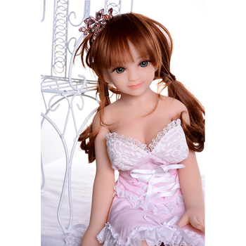 65 Cm Mini Loli Sex Doll Japanese Silicone Doll Realistic Sex Toy Man Beautiful Doll Rubber Real Doll Small Metal Skeleton