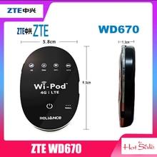 Entsperrt ZTE Hotspot 4G LTE WD670 Router