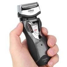 2 In 1 Men's Rechargeable Cordless Electric Dual Foil Shaver Machine Men Razor Trimmer Beard Razor Men Styling Tools Wet/Dry недорого