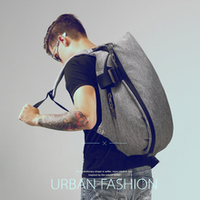 Cai New Fashion Business Men Backpack Casual Male School Bag Student Leisure Waterproof Travel Bagpack Male Travel Bag Luggage цены