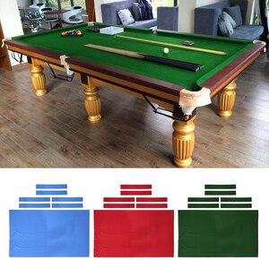Image 5 - Stół bilardowy filcu bilard są do wyboru gości wymiana ściereczka do dla 8 stóp stół idealny dla na co dzień gracza wybrać kolory