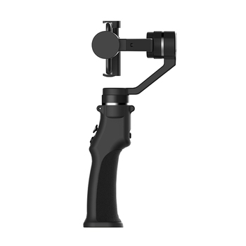Handheld Gimbal Stabilizer Portable Smooth Anti-Shake Capture Lens for Smartphone Action Camera