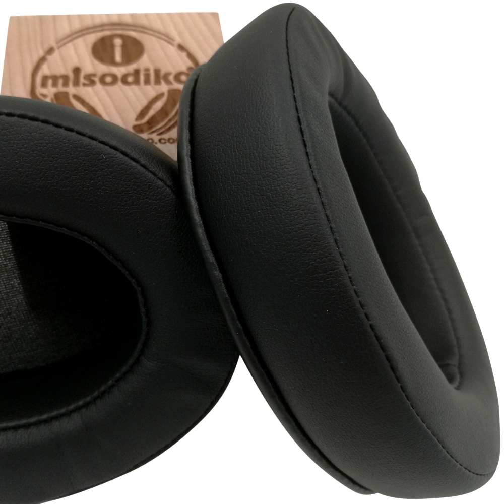 Misodiko Replacement Ear Pads Cushions [Upgraded] Earpads For ATH-M50s, Sony MDR-7506, AKG K240, HyperX Cloud, Superlux HD668B
