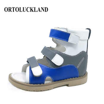 Ortoluckland New Orthopedic boys and girls shoes Baby  Breathable Arch Support Sole Summer Sandals Children Fashion Shoes - DISCOUNT ITEM  30% OFF All Category