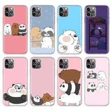 Three little Bears Riverdale Phone Case For Apple iPhone 11 Pro 6 6S 7 8 Plus + X 10 Ten XS MAX XR 5 5S SE Soft Phone Cover mem fox ten little fingers and ten little toes