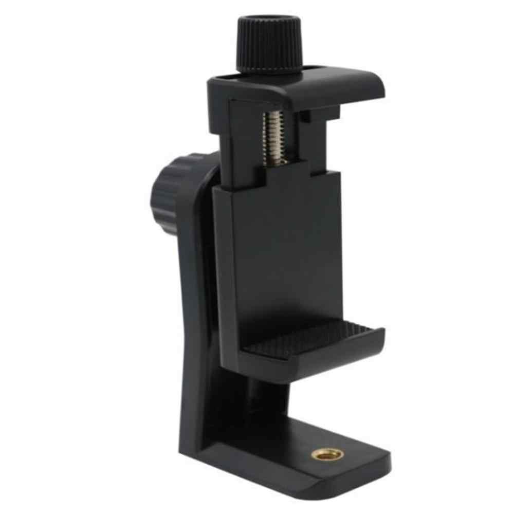 Держатель штатива для телефона Зажим-адаптер штативный держатель-подставка вертикальное и горизонтальное видеосъемки Для Andriod IPHONE, смартфон