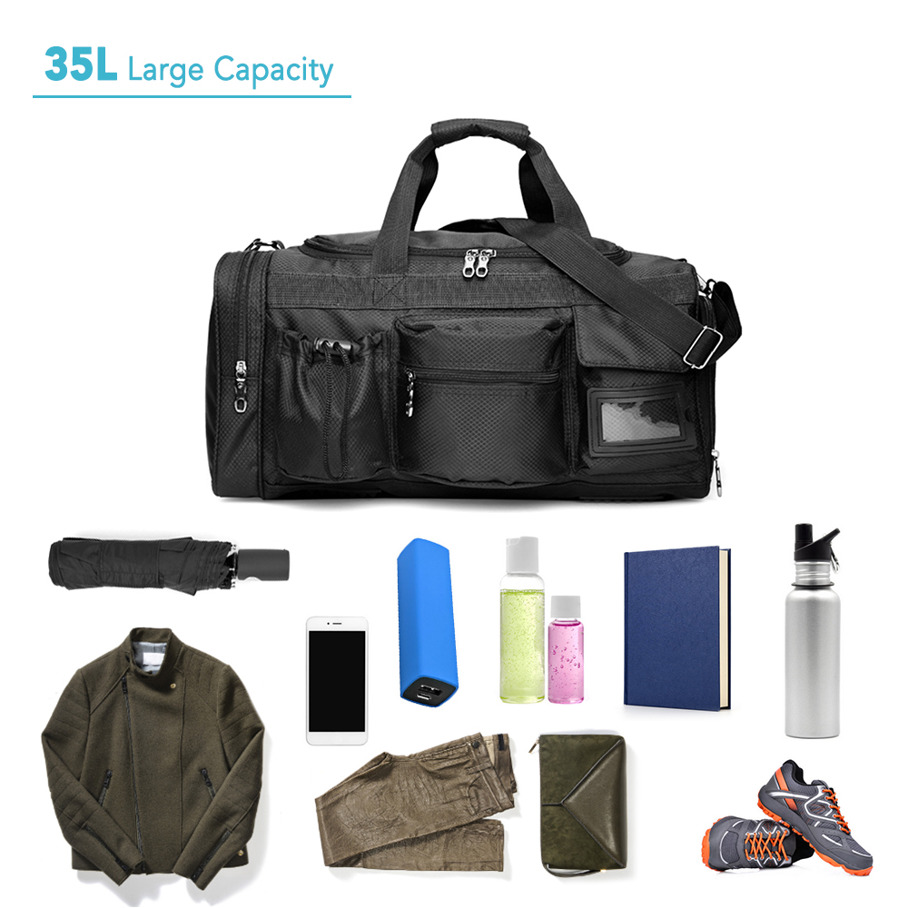Flight Travel Holdall Luggage Carry Cargo Weekend Business Lightweight Gym Bag