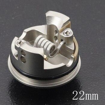 Haku Venna – atomiseur MTL RDA, réservoir dégoulinant de reconstruction à bobine unique de 22mm avec squonk BF PIN v2 pour Cigarette électronique