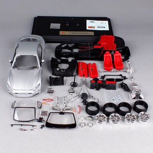 Image 2 - Maisto Bburago 1:24 Gt Gran Turismo Montage Diy Racing Diecast Model Kit Auto Speelgoed Kinderen Speelgoed Originele Doos Gratis Verzending