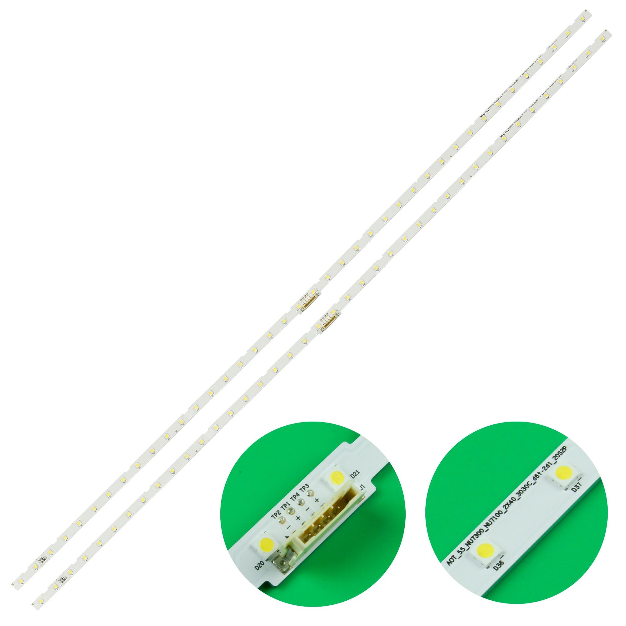 LED Backlight strip 40 LED for Samsung 55