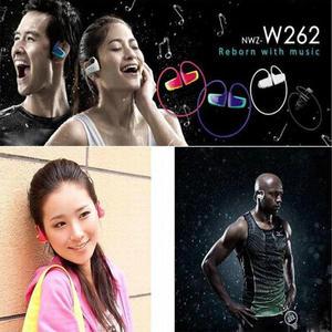 2020 горячие новые продажи спортивные mp3-player для sony гарнитура 8 Гб nwz-w262 наушники walkman mp3 музыкальный плеер наушники