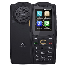 """AGM M7 Rugged Phone 1GB+8GB Android 8.1 IP68 Waterproof Mobile Phone 2.4"""" Touch Screen MT6739V/CW Quad core 2500mAh 4G Cellphone"""