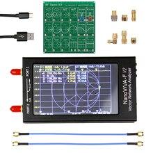 Nanovna-f V2-analizador de red Vector, Analizador de antena V2 con pantalla táctil de 4,3 pulgadas, 3GHz, nuevo