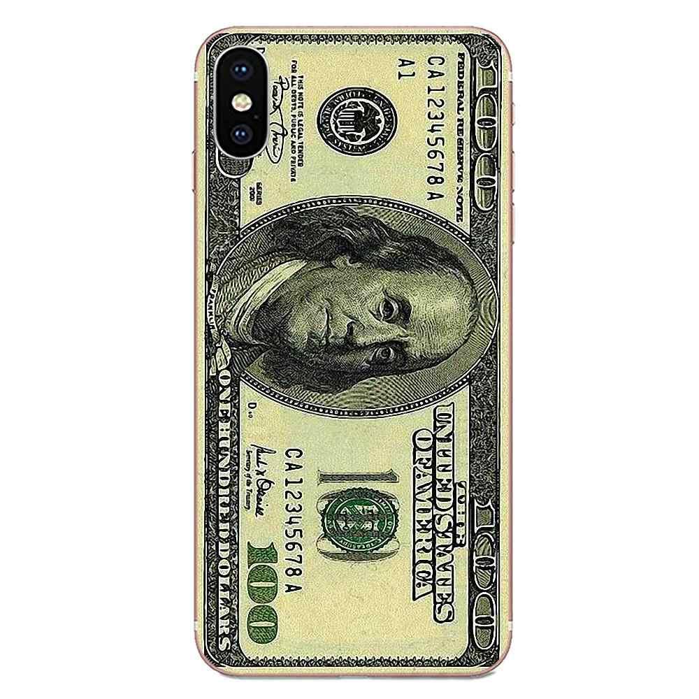 大金 100 ドルはビル · 現金ベンフランクリン Apple の Iphone 11 プロ X XS 最大 XR 4 4S 5 5C 5S 、 SE 6 6S 7 8 プラス