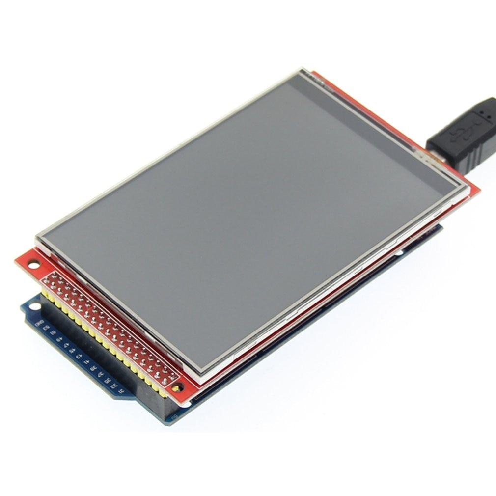 Tüketici Elektroniği'ten Görüntüleme Ekranı'de 3.95 inç TFT lcd scherm modülü Ultra HD 320X480 voor Arduino için title=