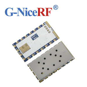 Image 5 - 2 قطعة/الوحدة عالية متكاملة جزءا لا يتجزأ من وحدة لاسلكي تخاطب SA818 VHF الفرقة 134 174 ميجا هرتز