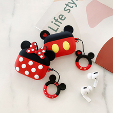 Cases For Apple AirPods 3 Soft Cartoon 3D Hot Kid Earphone Case For Air Pods Pro Headset Charging Cover For Airpods 3 With Hooks 3d lucky rat cartoon bluetooth earphone case for airpods pro cute accessories protective cover for apple air pods 3 silicone