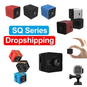 Image 5 - Originele Camara SQ13 SQ23 Mini Camera SQ12 SQ11 Hd 1080P 480P Nachtzicht Video Recorder Micro Cam Ondersteuning verborgen Tf Card