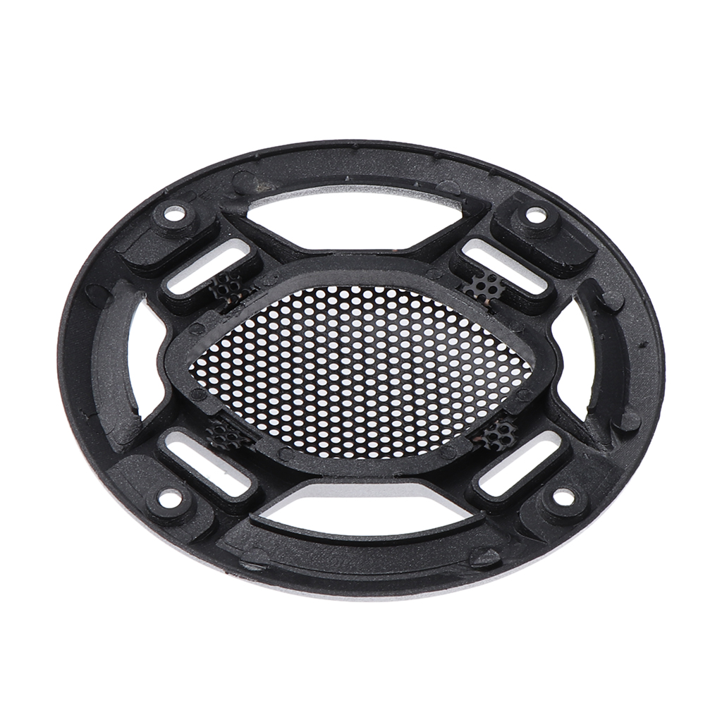 Image 4 - 3'' Speaker Decorative Circle SubWoofer Grill Cover Guard Protector Mesh-in Car Stickers from Automobiles & Motorcycles