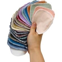 Многоразовые хлопковые прокладки полотенце для очищения лица