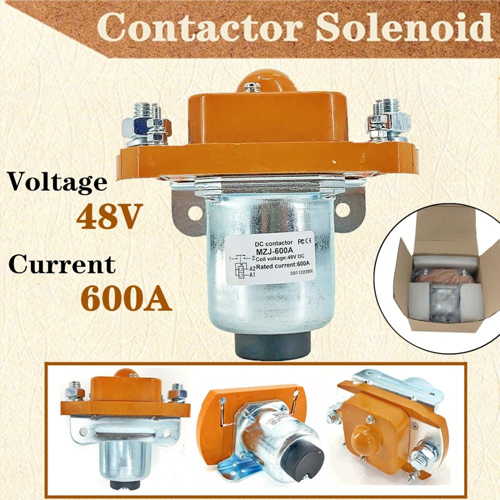 SW182 Heavy Duty 200A Solenoid Albright type Reversing Contactor 48V
