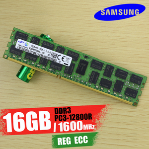 Image 5 - HUANAN ZHI X79 ZD3 Motherboard M.2 NVME MATX With Intel Xeon E5 2689 2.5GHz CPU 4*16GB = 64GB DDR3 1600MHZ ECC/REG RAM