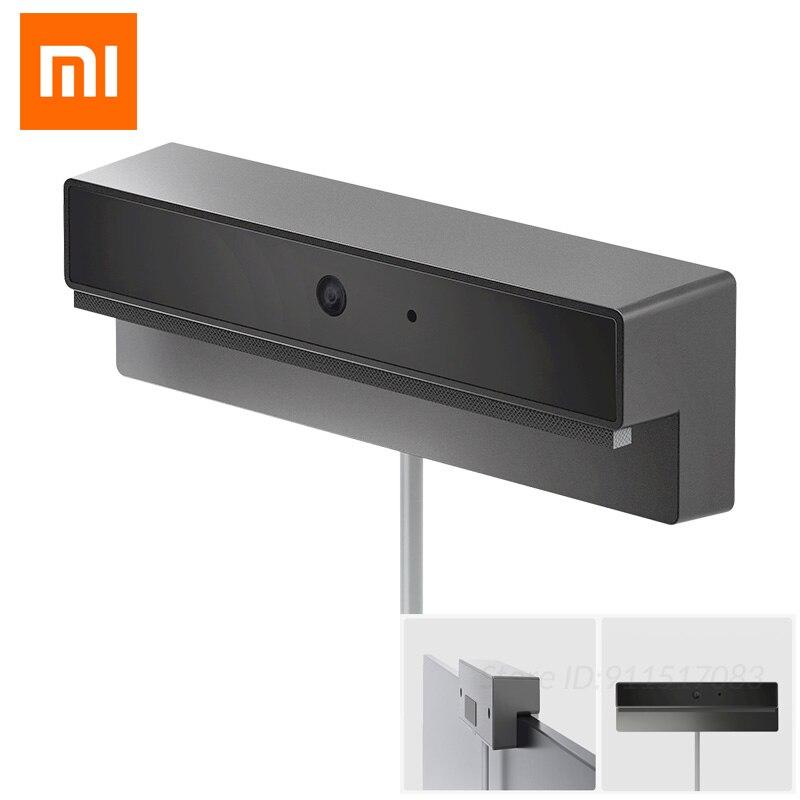 Xiaomi – Webcam Mi HD, caméra USB 2.0, 720P, sans lecteur, résolution 1280x720, compatible Windows 10, pour ordinateur portable