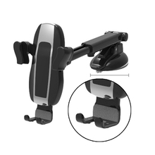 цена на Suction Cup Car Phone Holder On Dashboard 360 rotation Mount Stand for Cell Phone GPS For Smartphone Huawei Honor